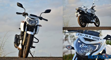 TVS Apache RTR200 4V - 12000 KM Long Term Review - Feature Image