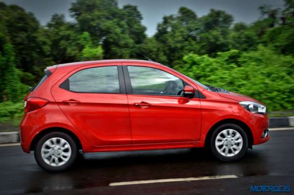 Tata-Tiago-AMT-Action-shot-side-profile-600x398