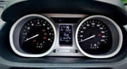 Tata Tiago AMT Speedometer and Tachometer