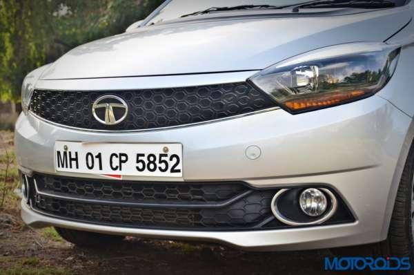 Tata Tigor front bumper