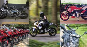 Five Upcoming Entry-Level Performance Motorcycles Below INR 2 Lakh