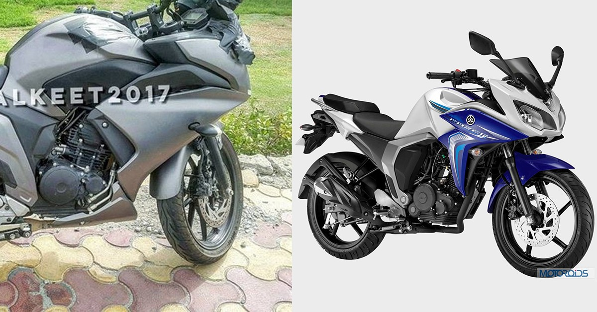 New yamaha fazer 250 india launch likely to happen before for Yamaha fazer 250