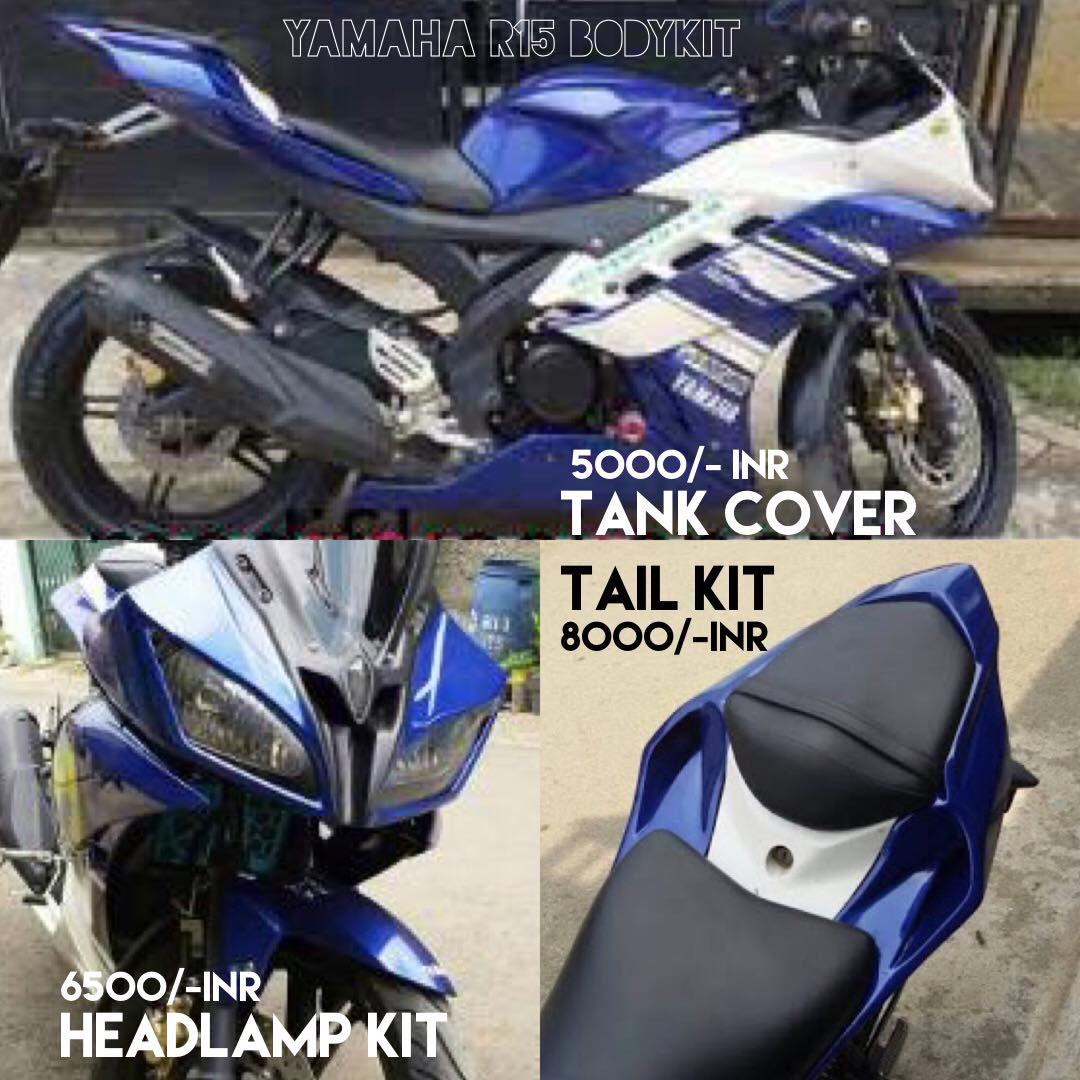 Yamaha R Tank Cover