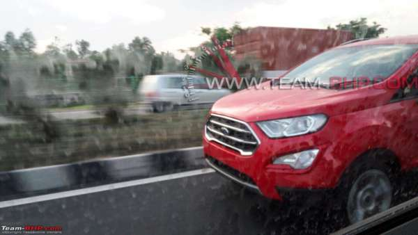 2017 Ford EcoSport facelift uncamouflaged (2)