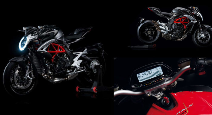 2017 MV Agusta Brutale 800 Launched In India; Priced At INR 15.59 Lakh
