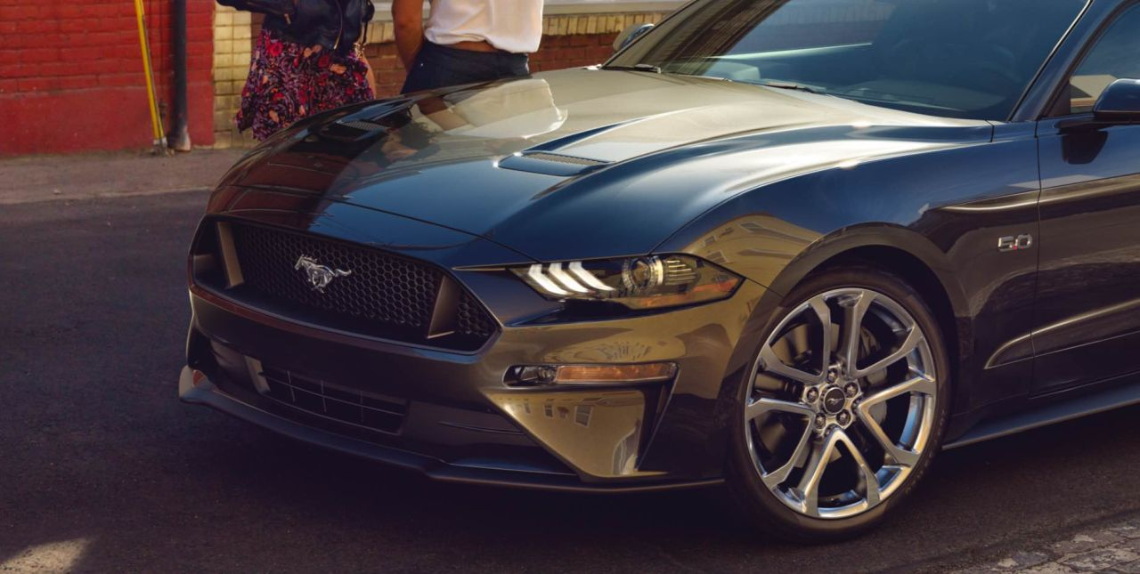 New American Muscle! The 2018 Ford Mustang GT