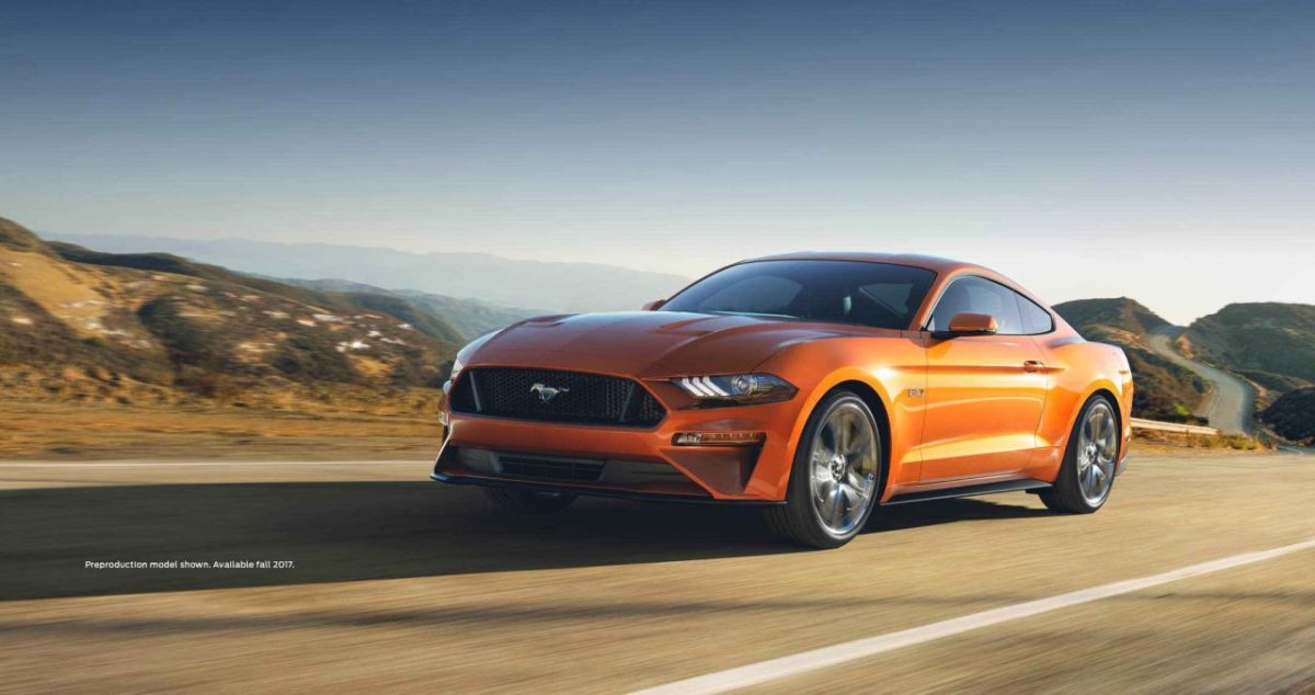 2018 Ford Mustang – All You Need To Know About It 13