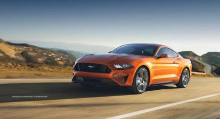 2018 Ford Mustang - All You Need To Know About It 13