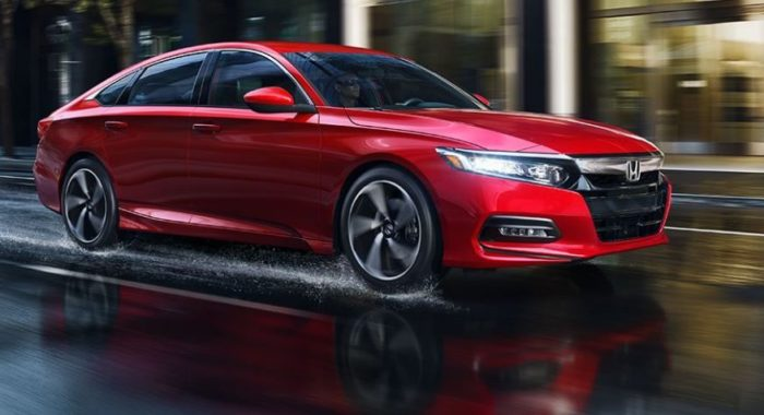 New Tenth Generation 2018 Honda Accord Revealed: Images, Specs, Features and All You Need To Know
