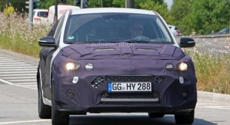 European-spec 2018 Hyundai i20 Facelift spied for the first time!