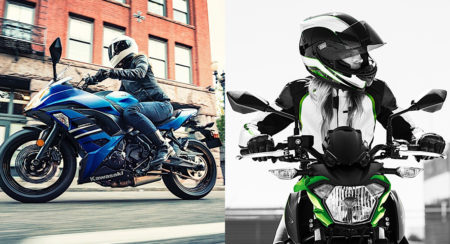 2018 Kawasaki Ninja 650 And Z650 - Feature Image
