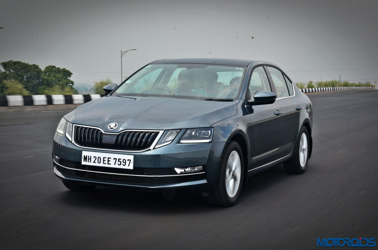 all new longer plusher skoda octavia to break cover in. Black Bedroom Furniture Sets. Home Design Ideas
