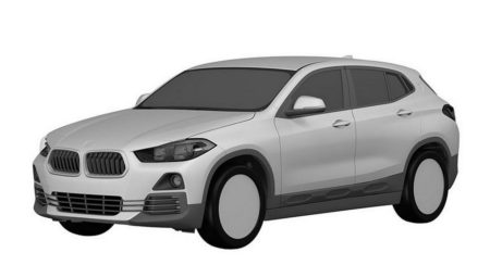 BMW X2 Patent Images 002