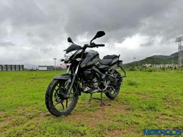 Bajaj Pulsar Ns 160 First Ride Review Creamy Surprise