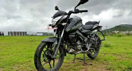 Bajaj Pulsar NS160 Review (53)