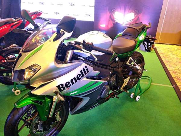 Benelli 302R India Launch (25)