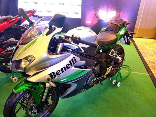 Benelli 302R India Launch (25)