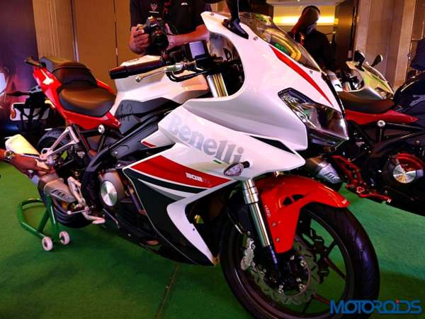 Benelli 302R India Launch (75)