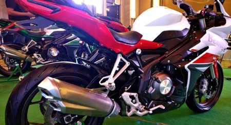 Benelli 302R India Launch (78)