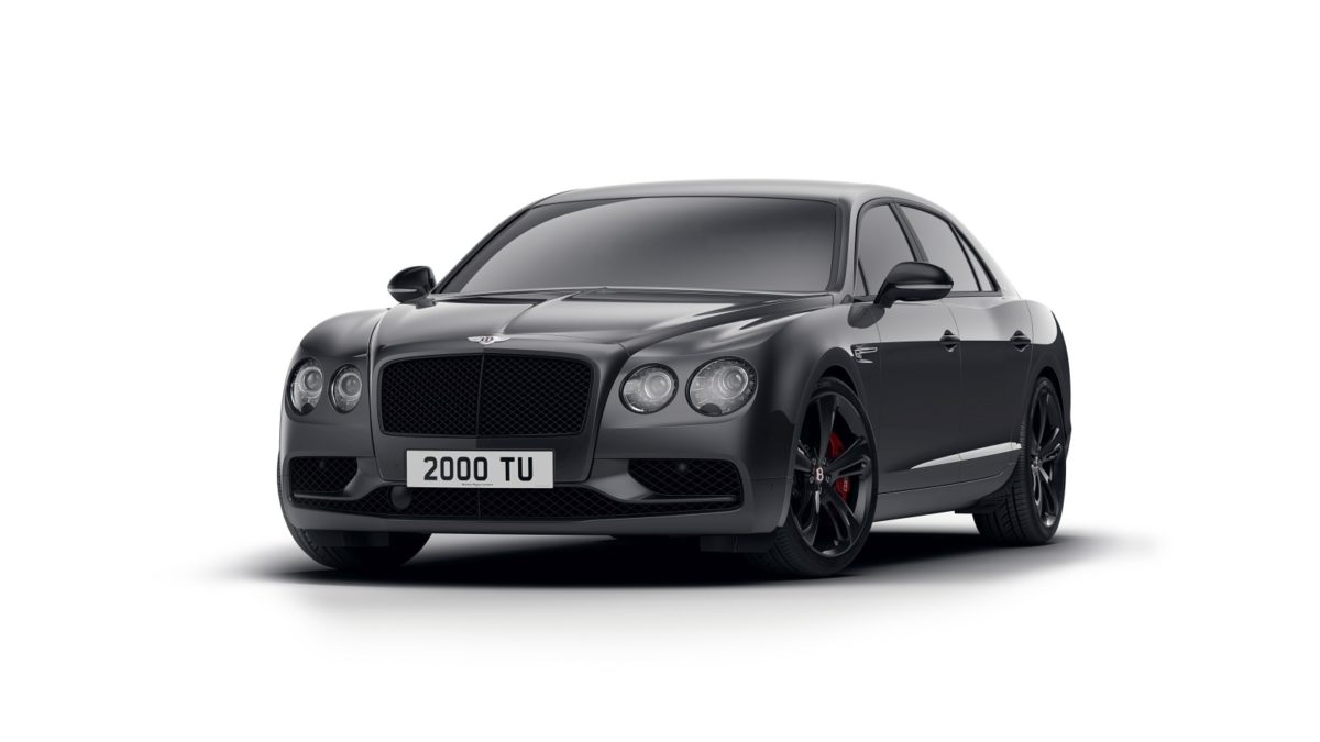 Bentley Flying Spur V8 S Black Edition (3)