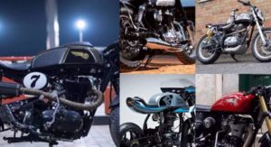Five Most Stunning Royal Enfield Mod Jobs