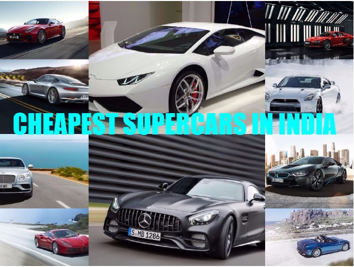 The Most Economical Supercars You Can Buy In India Motoroids