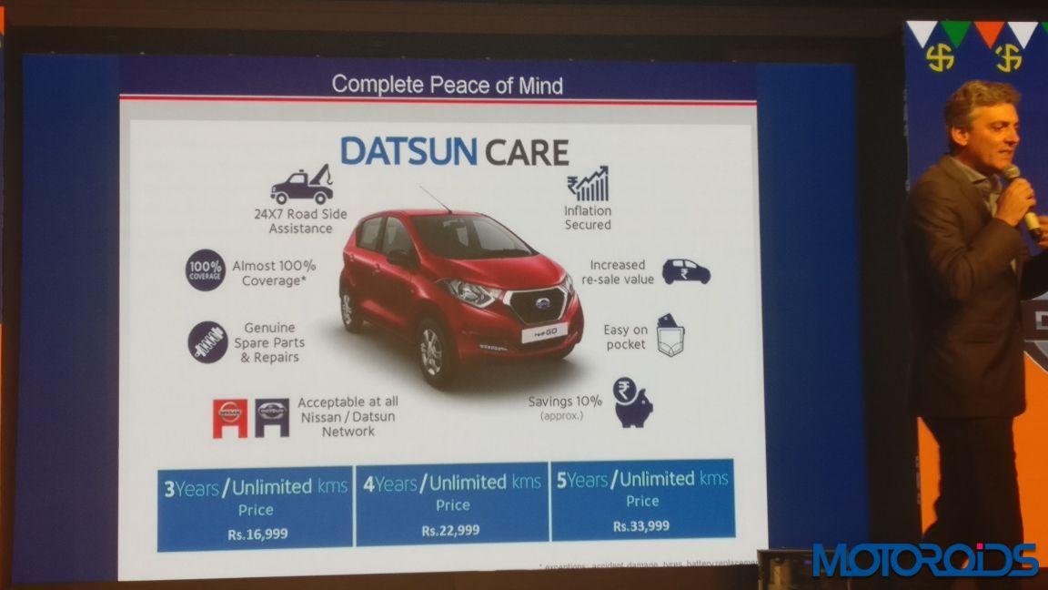 Datsun go deals