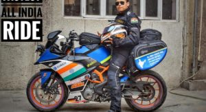 Fastest All-India Solo Rider Sohail Khan Talks To Us About His 23 Day 16,143 Km Sojourn