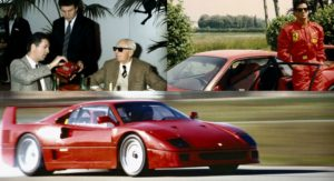Iconic Ferrari F40 Turns 30; Memories Of Its Creators Gathered Together