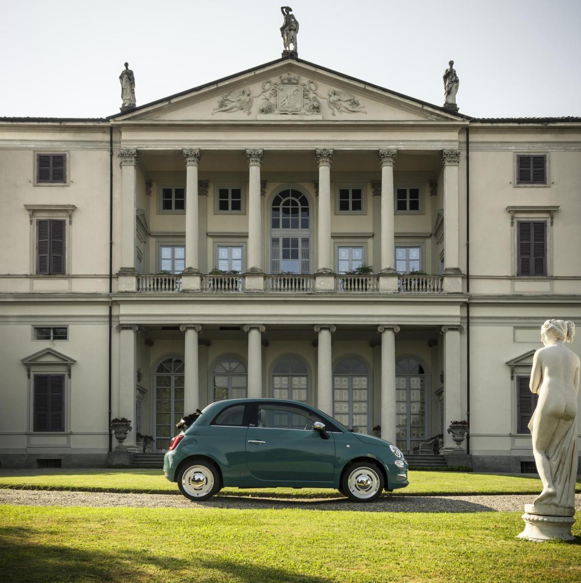 Fiat 500 60th Anniversary edition