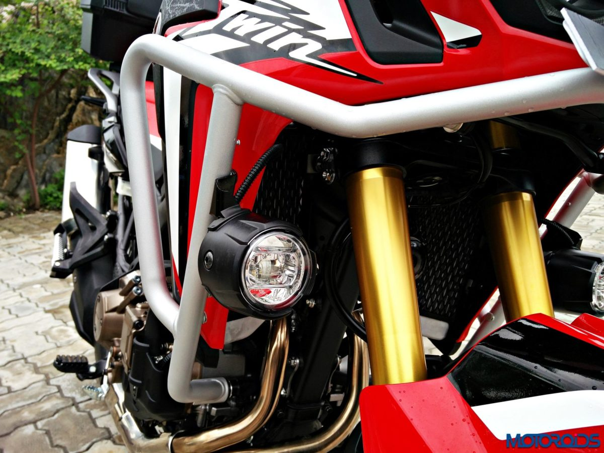 Honda Africa Twin Review – Detail Shots (52)