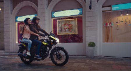 Honda CB Shine SP TVC - 1