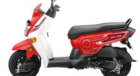 Honda Cliq Red