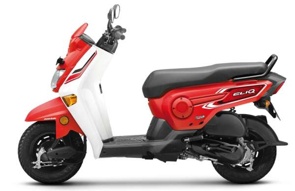 Honda Cliq Red