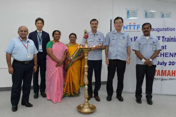 Inauguration Ceremony of YNTC at IYM Chennai