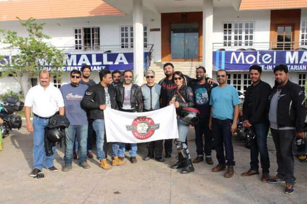 Indian Motorcycle IMRG Breakfast Ride Chennai (2)