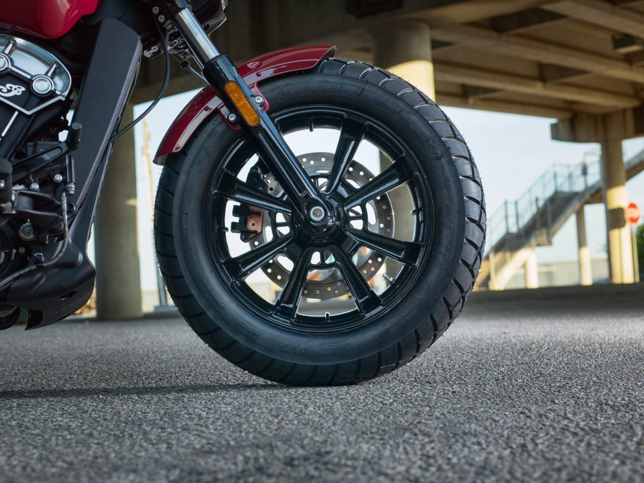 Raw Stealthy Indian Scout Bobber Unveiled Details And