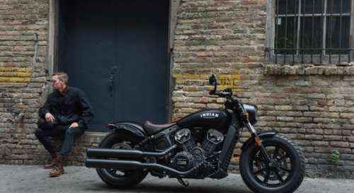 Indian Scout Bobber 011