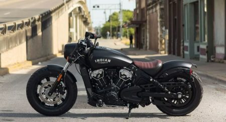 Indian Scout Bobber 016