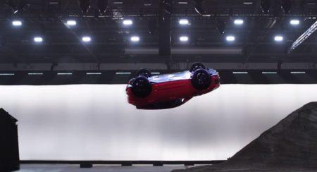 Jaguar E-Pace Barell rol