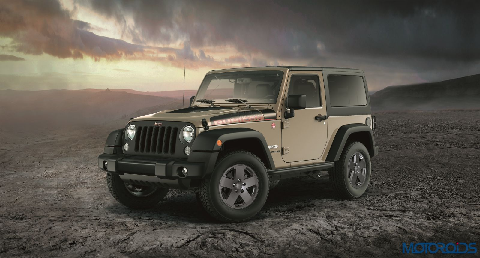 Check Out The Limited Edition Jeep Wrangler Rubicon Recon ...