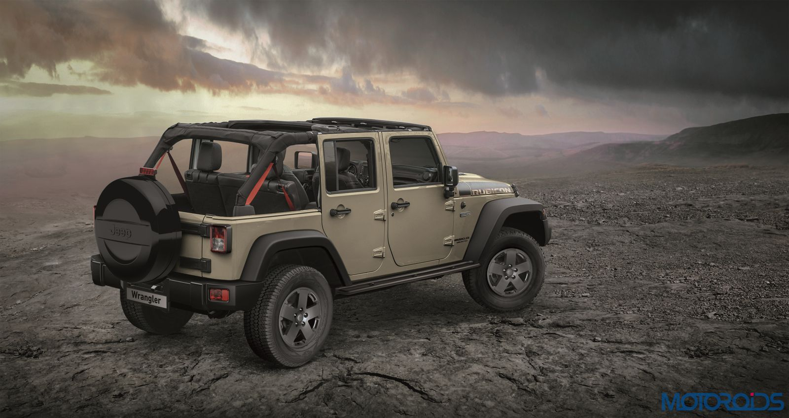 Check Out The Limited Edition Jeep Wrangler Rubicon Recon