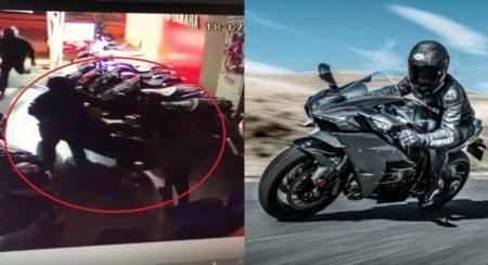 Kawasaki H2 Carbon Stolen - Facebook
