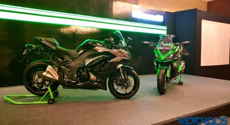 Kawasaki Ninja 1000 and Z900 India Launch (29)