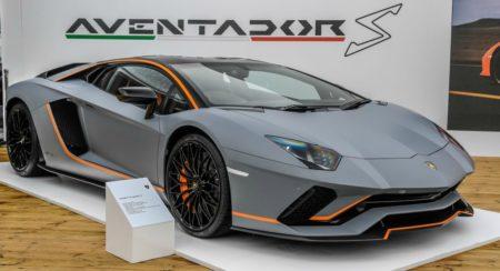 Lamborghini Aventador S feature image