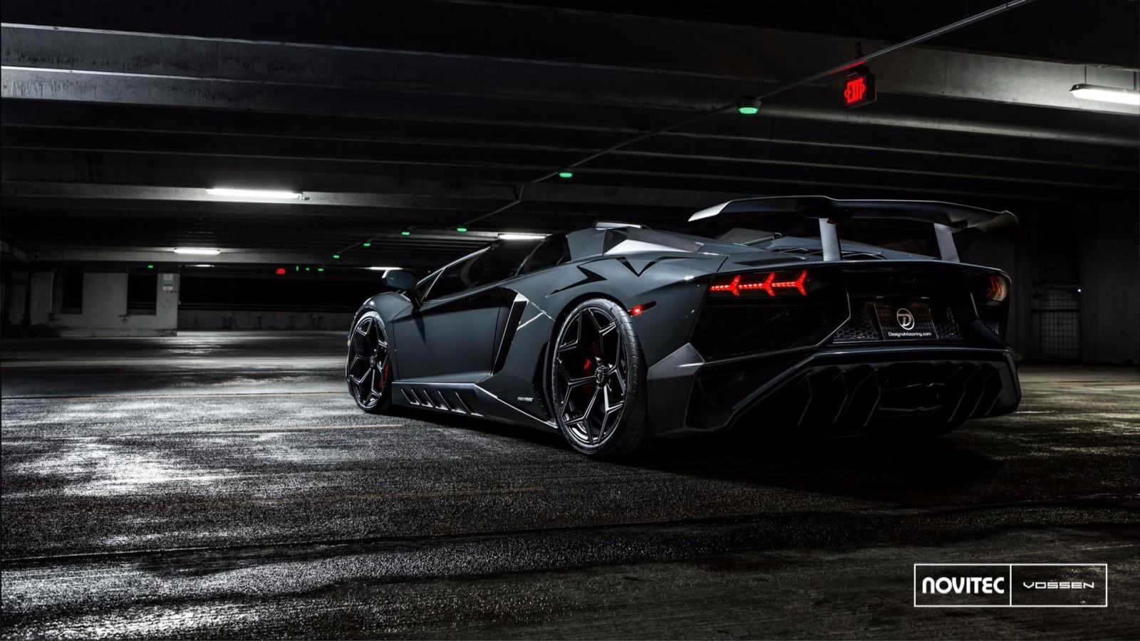 Novitec Torado Lamborghini Aventador Sv Roadster Looks Absolutely Heavenly Motoroids