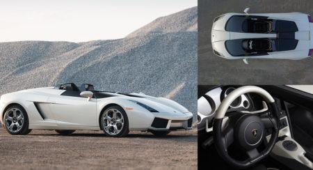 Lamborghini Concept S - Detail Shots - Feature Image