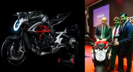 MV Agusta Brutale 800 India Launch