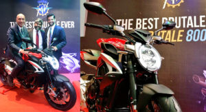 2017 MV Agusta Brutale 800 Launched In India : All You Need To Know