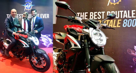MV Agusta Brutale 800 India Launch - Feature Image